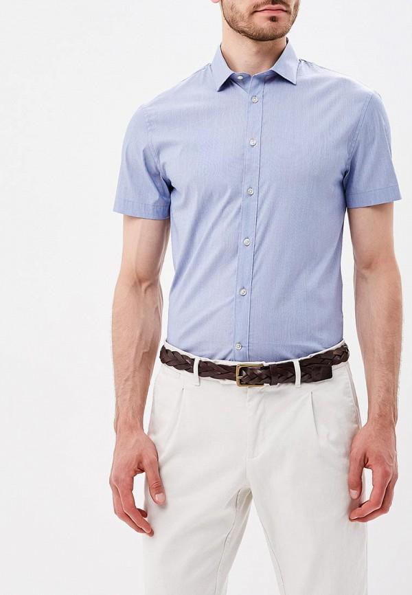 Рубашка Celio, CE007EMAOPP8, голубой, Весна-лето 2018  - купить со скидкой