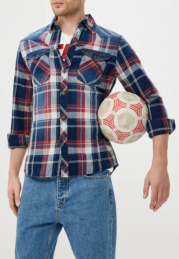 Купить Рубашка Celio, CE007EMAOSS5, синий, Весна-лето 2018