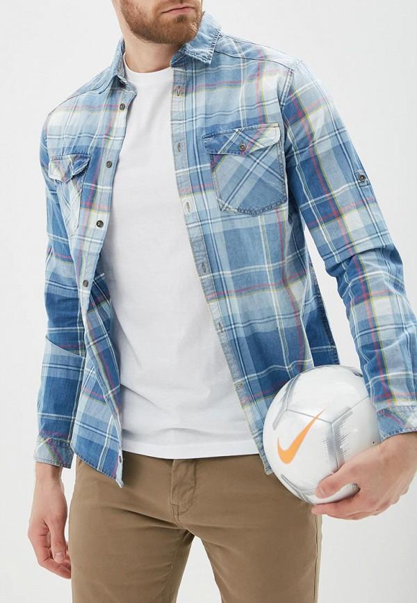 Купить Рубашка Celio, CE007EMAOST0, голубой, Весна-лето 2018