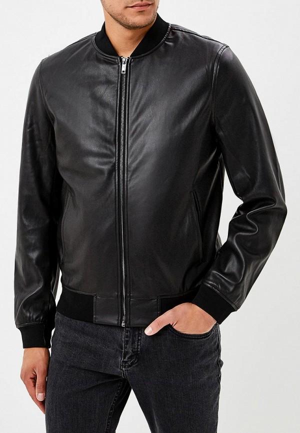 Купить Куртка кожаная Celio, ce007emaotc8, черный, Осень-зима 2018/2019