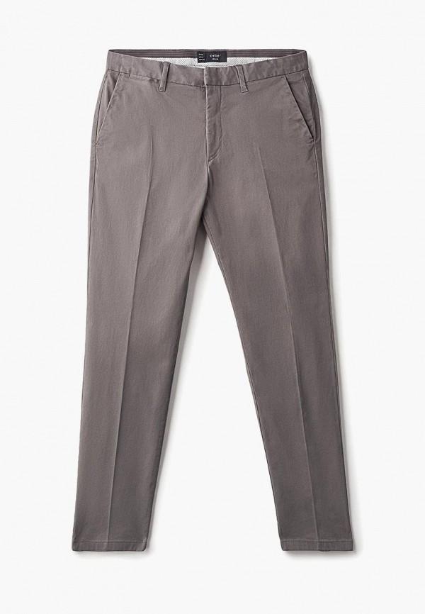 мужские повседневные брюки celio, серые
