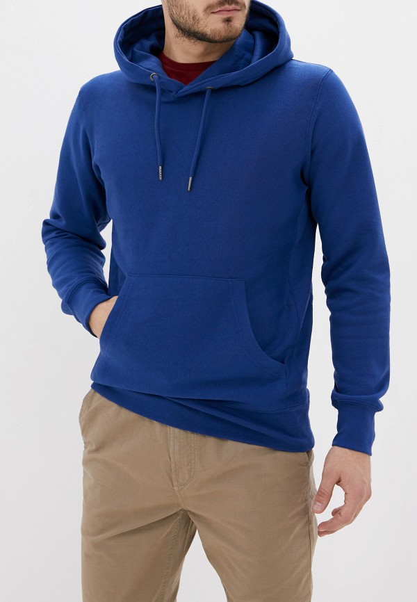 мужские худи celio, синие