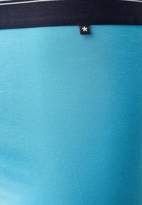 Фото 2 - мужские трусы Celio голубого цвета