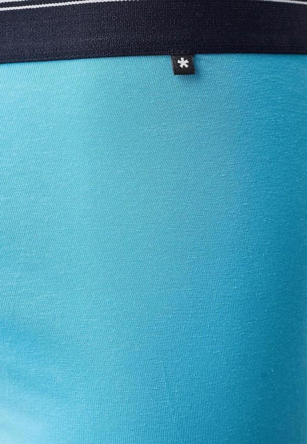 Фото 4 - мужские трусы Celio голубого цвета