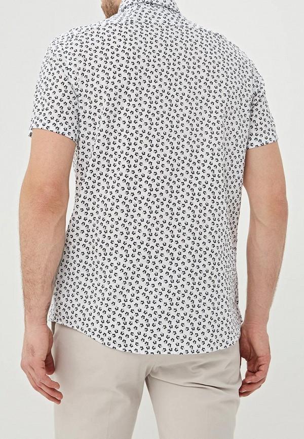 Фото 3 - мужскую рубашку Celio белого цвета