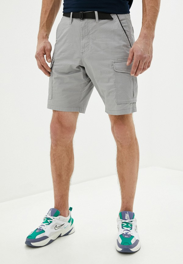 мужские повседневные шорты celio, серые