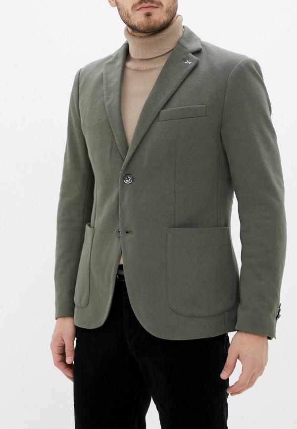 мужской пиджак celio, хаки