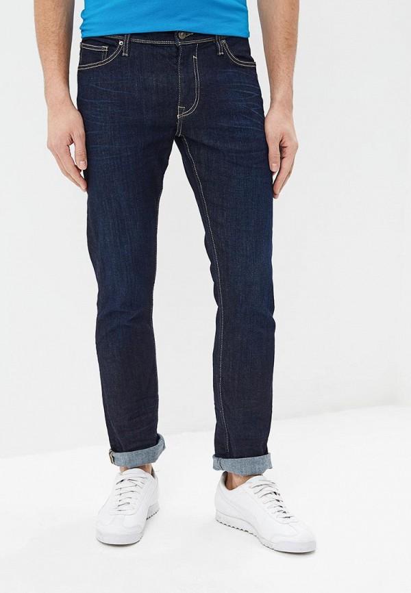 мужские прямые джинсы celio, синие