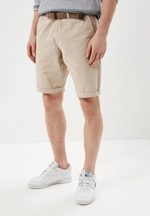 мужские повседневные шорты celio, бежевые