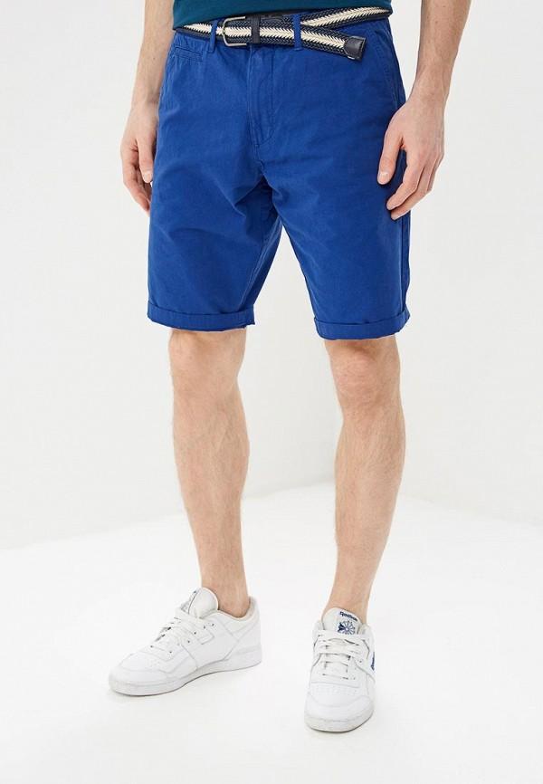 мужские повседневные шорты celio, синие