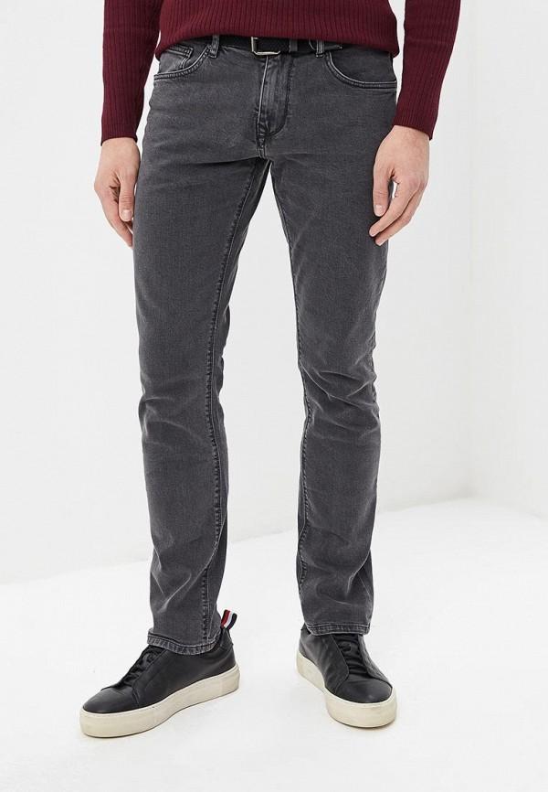 мужские прямые джинсы celio, серые