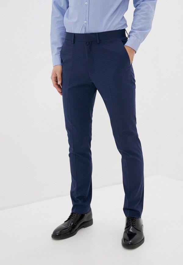 мужские классические брюки celio, синие