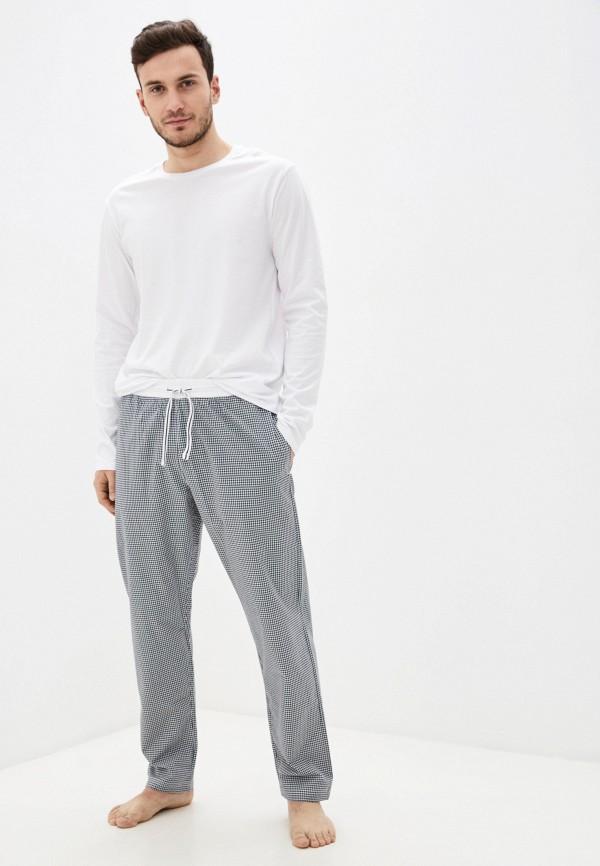 мужская пижама celio, белая