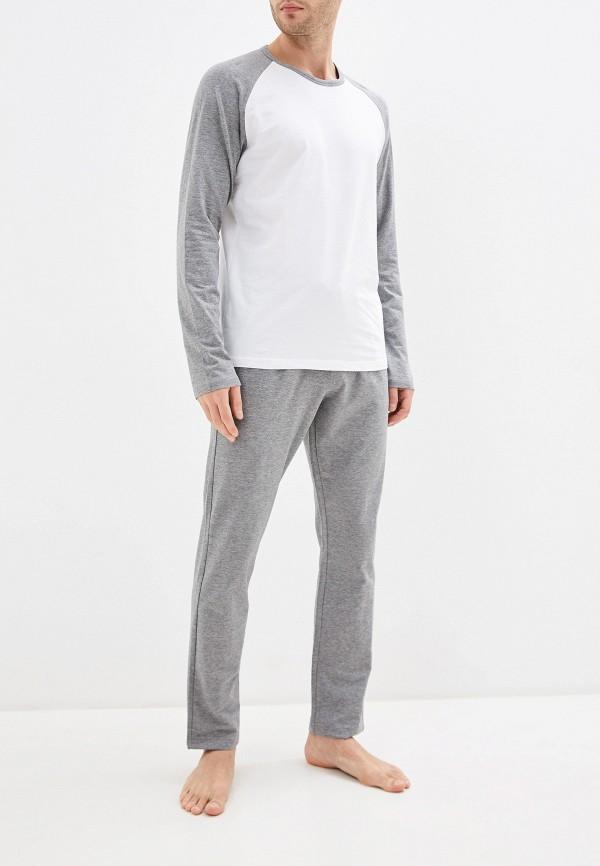 мужская пижама celio, разноцветная
