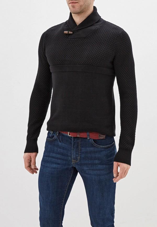 мужской свитер celio, черный