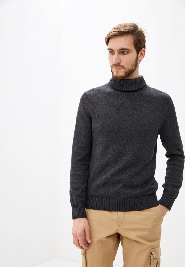 мужской свитер celio, серый
