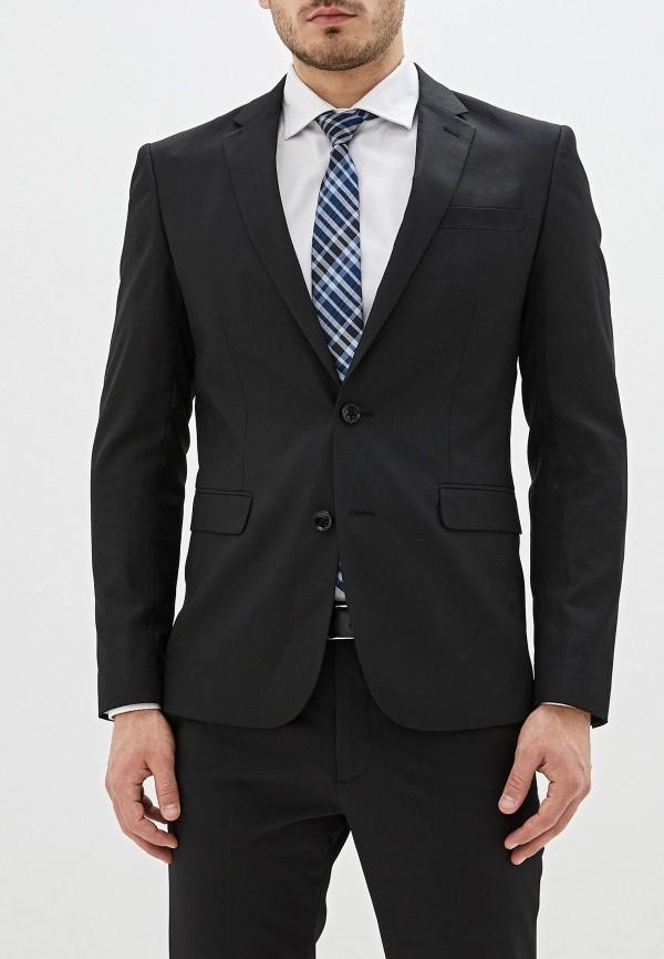 мужской пиджак celio, черный