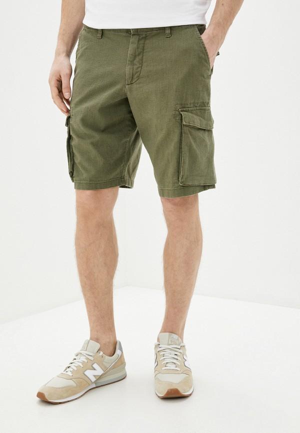 мужские повседневные шорты celio, хаки