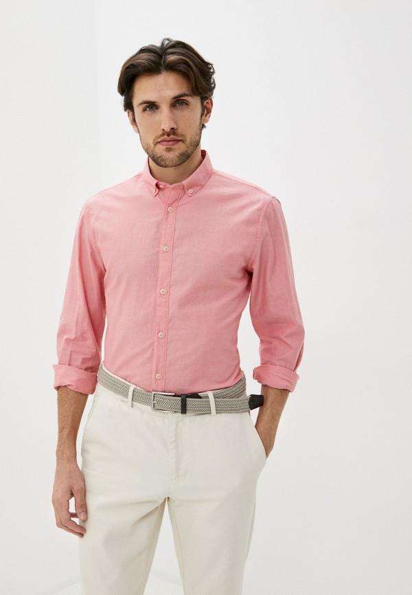мужская рубашка с длинным рукавом celio