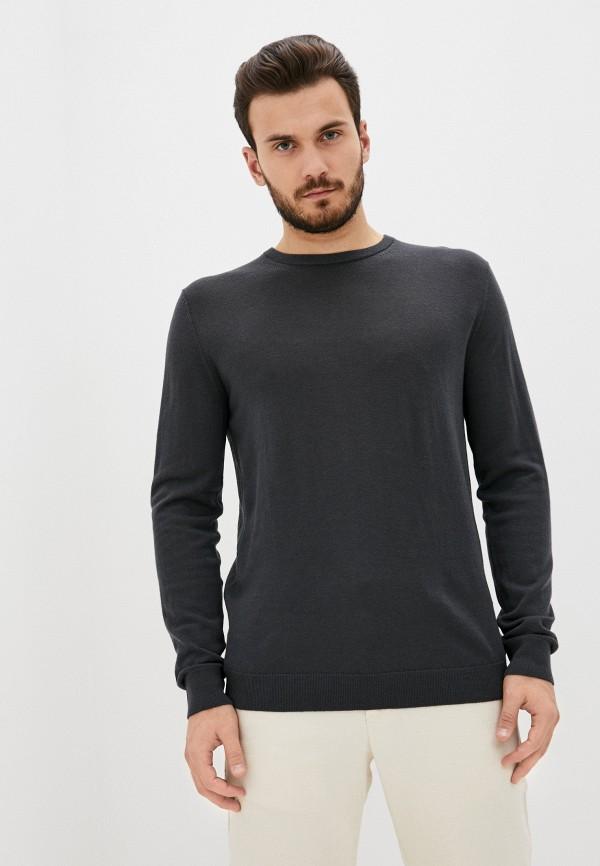 мужской джемпер celio, серый
