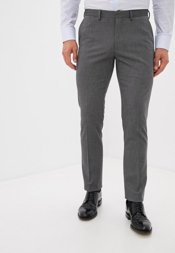 мужские классические брюки celio, серые