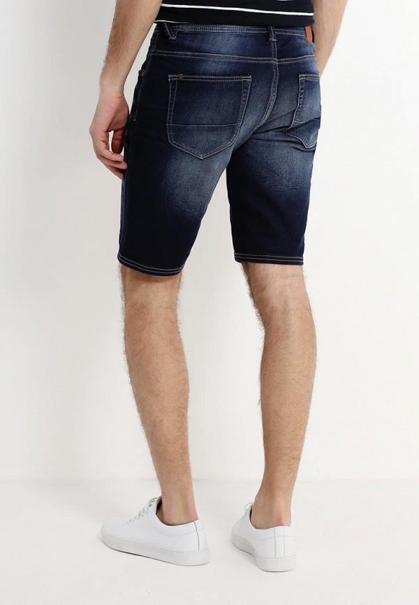 Фото 3 - Шорты джинсовые Celio синего цвета