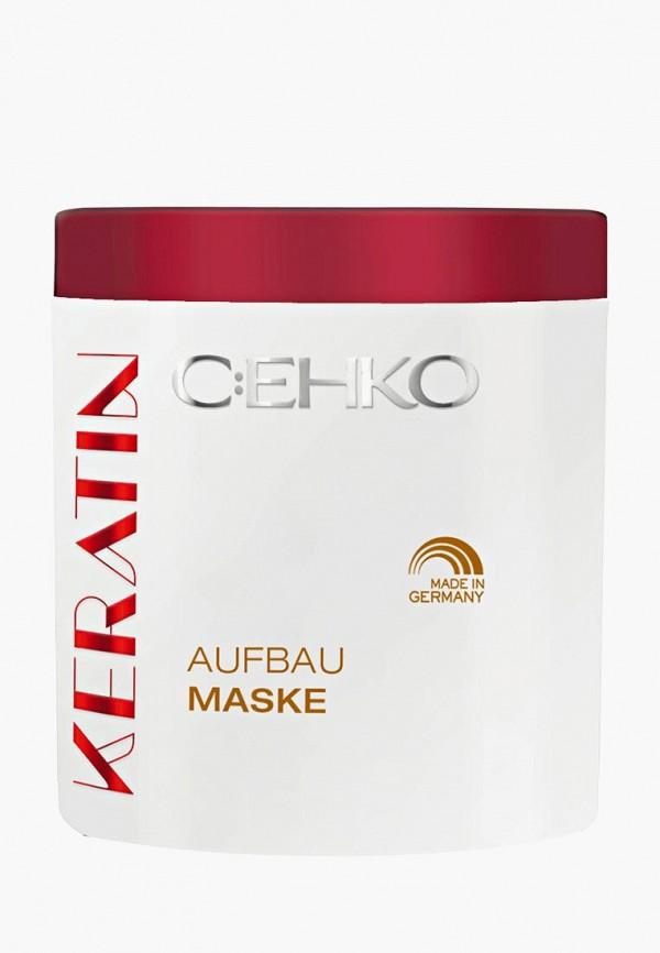Купить Маска для волос Cehko, KERATIN восстанавливающая для повреждённых волос, 200 мл, CE014LWAZDX6, прозрачный, Осень-зима 2018/2019
