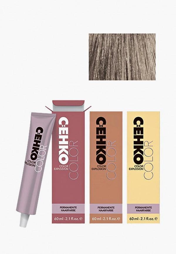 Купить Краска для волос Cehko, Color Explosion 8/32 Светло-золотистый пепельный блондин/Hellbl, CE014LWAZEI3, серый, Осень-зима 2018/2019
