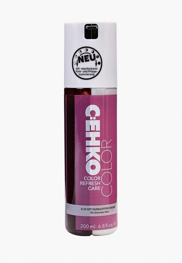 Купить Маска для волос Cehko, Color Refresh, для коричневого оттенка волос, 200 мл, ce014lwctrs3, коричневый, Весна-лето 2019