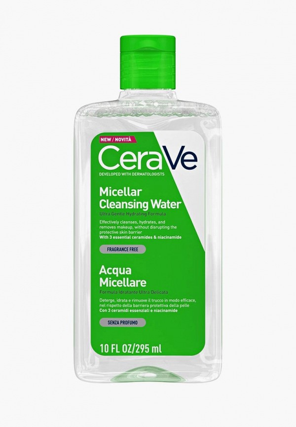 Мицеллярная вода CeraVe CeraVe CE015LWDBZG1 мицеллярная вода cerave увлажняющая 295 мл