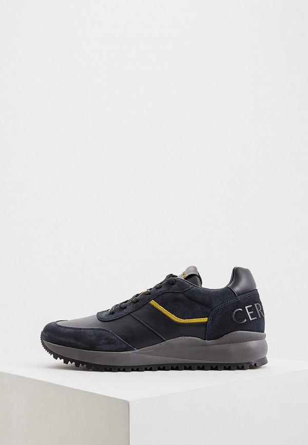 мужские кроссовки cerruti 1881, синие