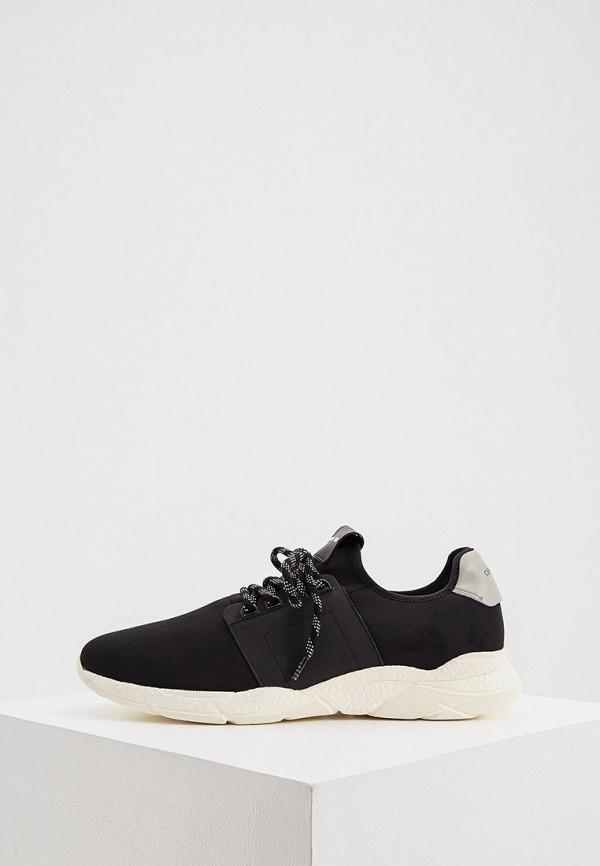 мужские кроссовки cerruti 1881, черные