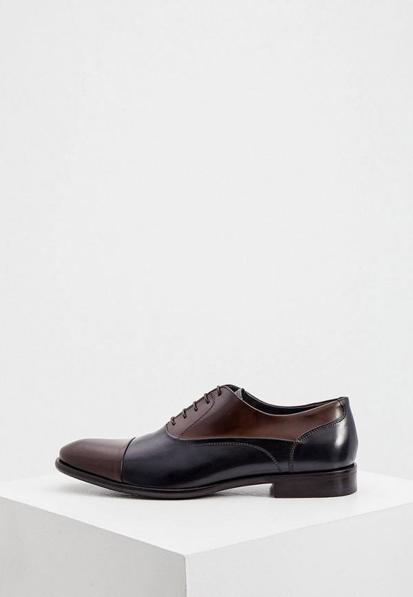 мужские туфли cerruti 1881, разноцветные