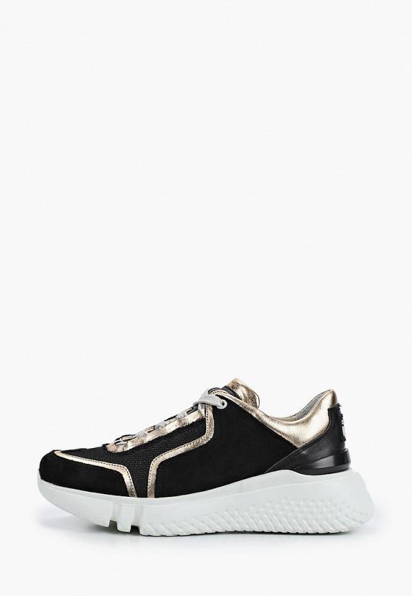 женские кроссовки cerruti 1881, черные
