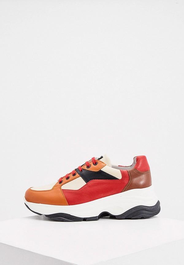 женские кроссовки cerruti 1881, разноцветные