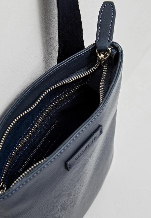Фото 5 - мужскую сумку Cerruti 1881 синего цвета