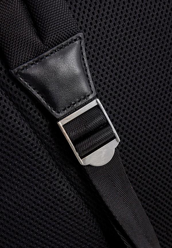 Фото 4 - мужской рюкзак Cerruti 1881 черного цвета