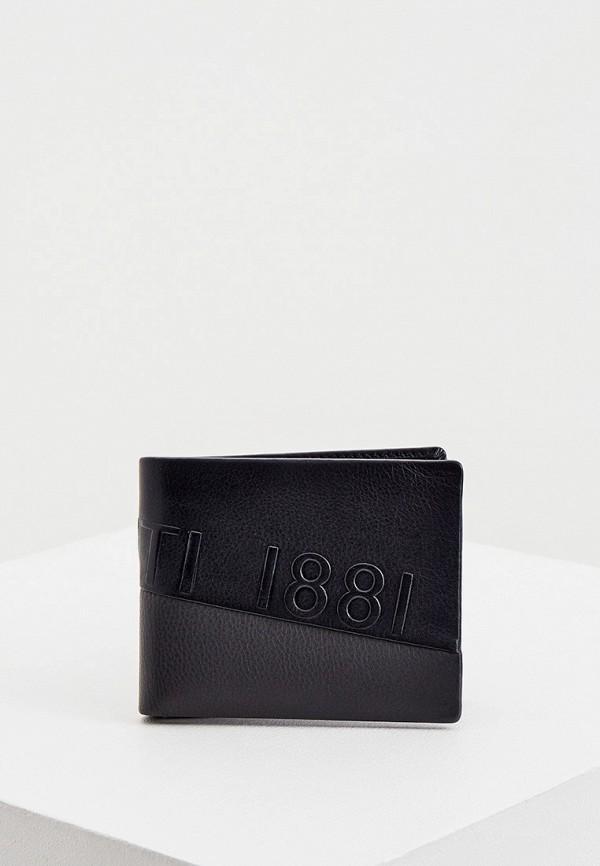 мужской кошелёк cerruti 1881, синий