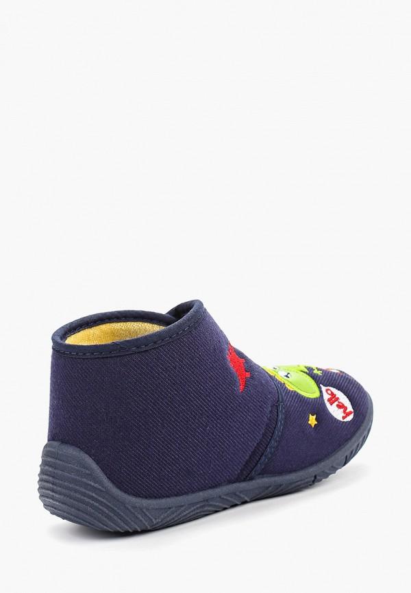 Фото 3 - Тапочки Chicco синего цвета