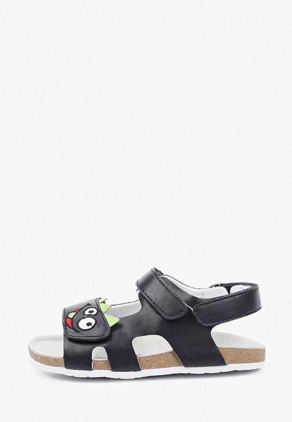 сандалии chicco для мальчика, черные