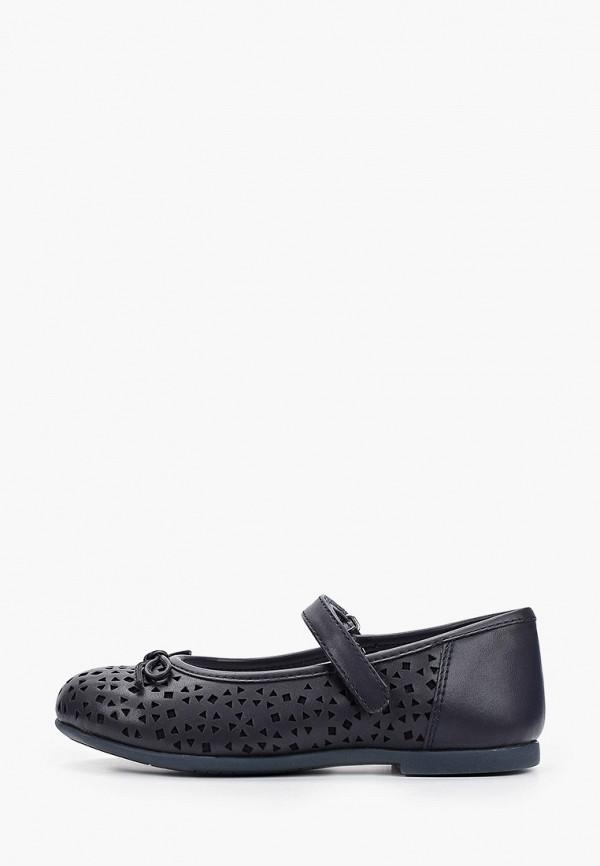туфли chicco для девочки, черные