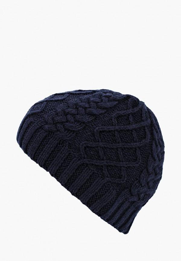 шапка chicco для мальчика, синяя