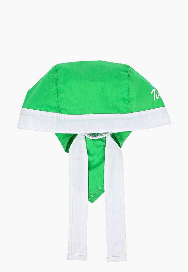панама chicco для мальчика, зеленая