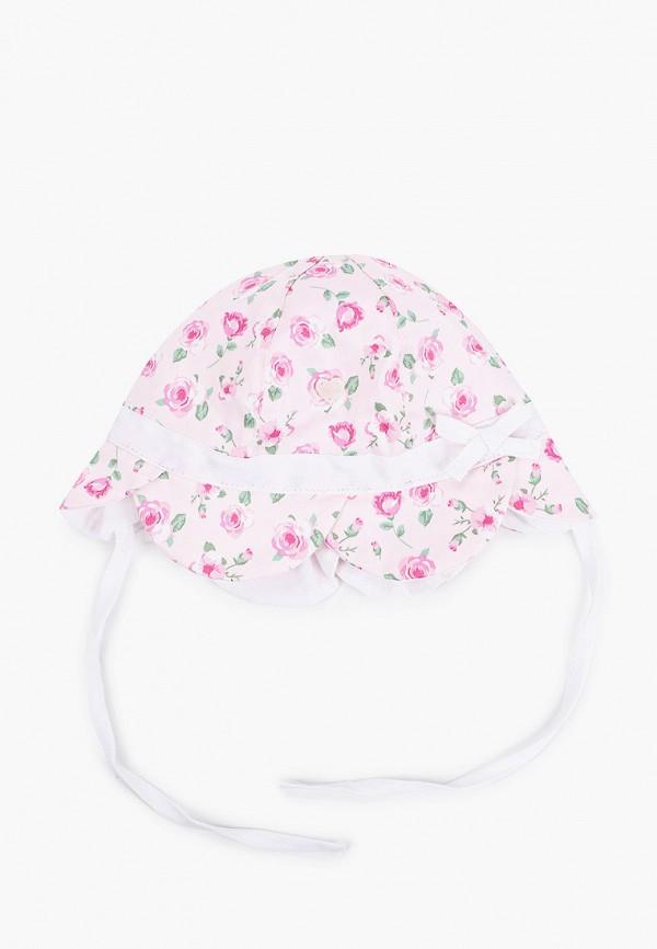 панама chicco для девочки, розовая