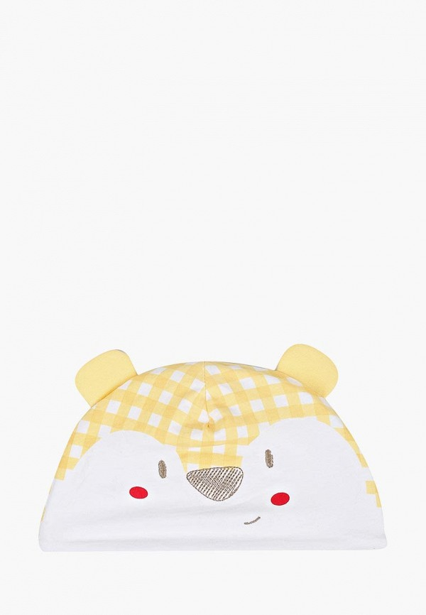 шапка chicco малыши, желтая