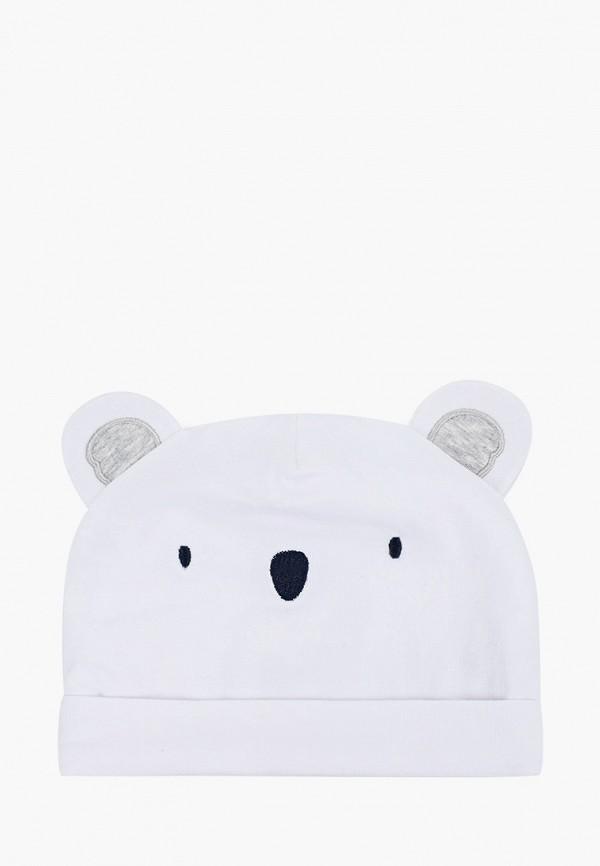шапка chicco малыши, белая