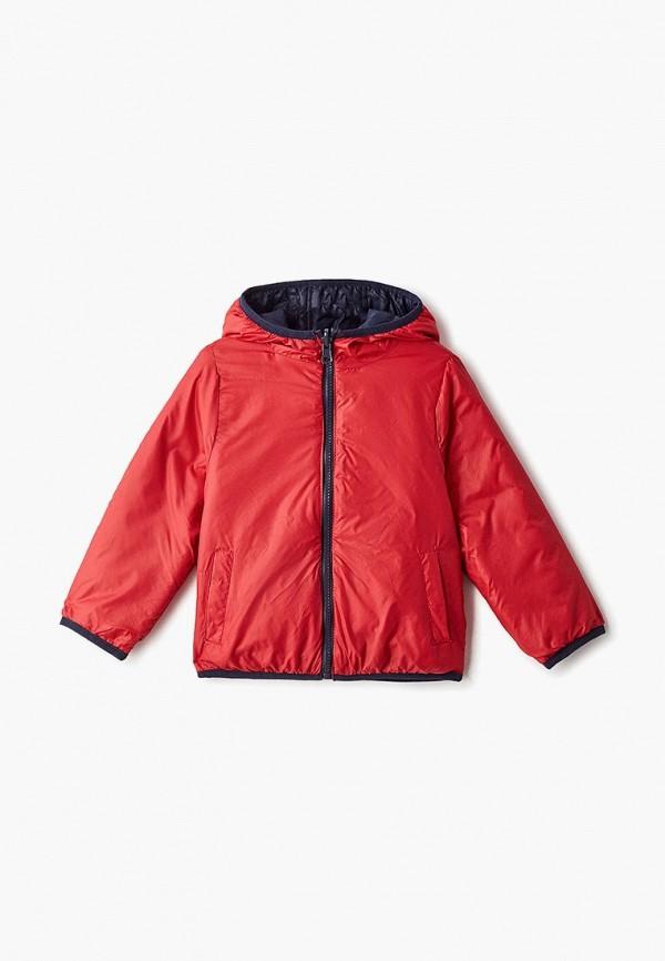 куртка chicco для мальчика, разноцветная