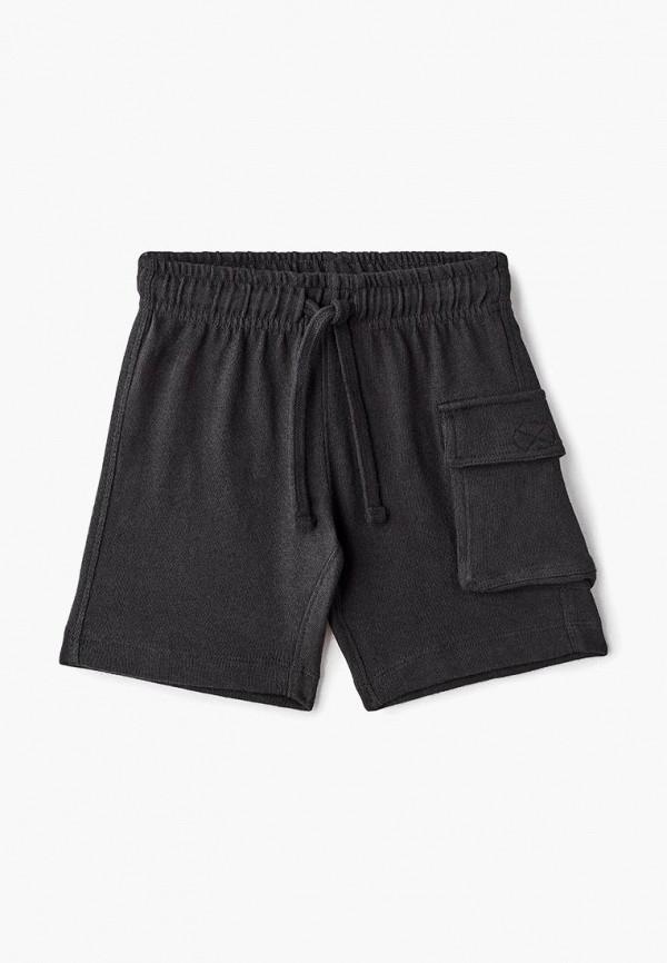 шорты chicco для мальчика, черные