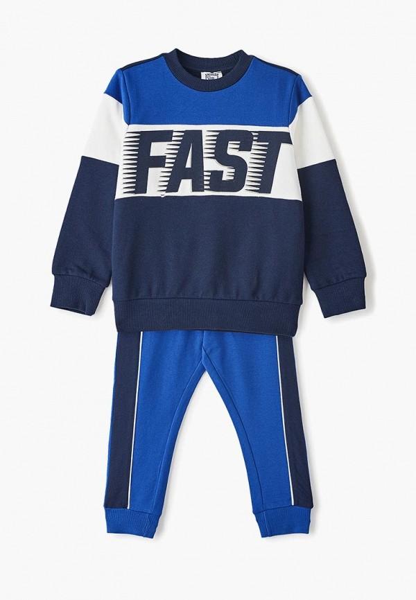 спортивный костюм chicco для мальчика, синий