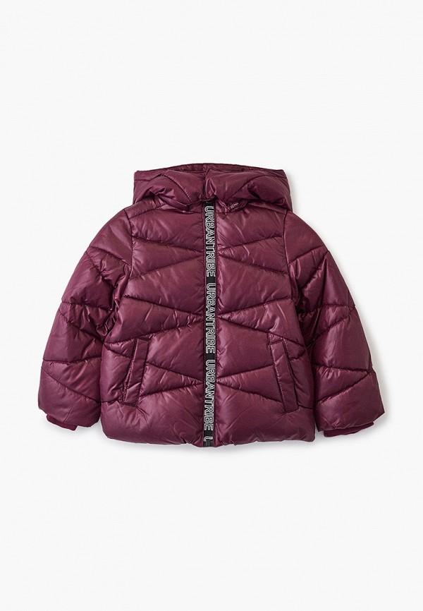 куртка chicco для мальчика, бордовая